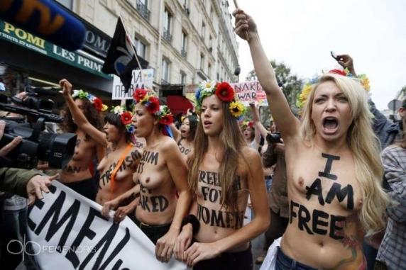 Las francesas son putas hasta de viejas 7