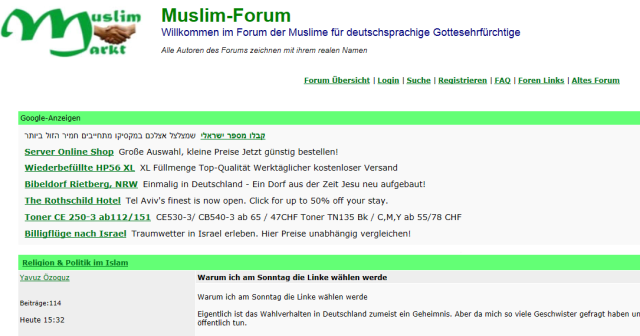 muslimmarktlinke